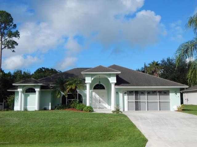 931 Starflower Avenue, Sebastian, FL 32958 (MLS #860148) :: Blue Marlin Real Estate
