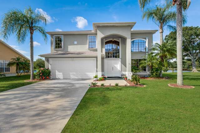 6926 Hammock Lakes Drive, Melbourne, FL 32940 (MLS #860448) :: Armel Real Estate