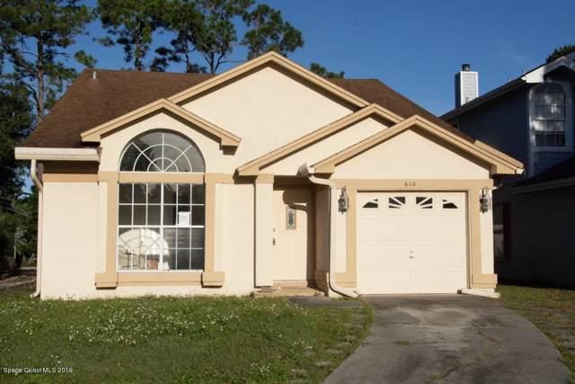 610 Upperriver Court, Orlando, FL 32828 (MLS #860523) :: Premium Properties Real Estate Services