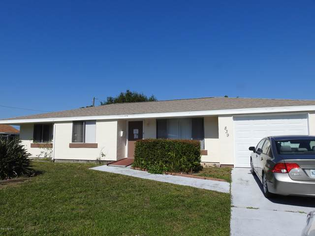 839 NE Chelsea Avenue NE, Palm Bay, FL 32905 (MLS #860689) :: Engel & Voelkers Melbourne Central