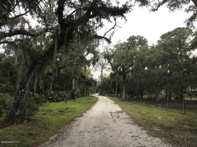 699 Chase Hammock Road, Merritt Island, FL 32953 (MLS #860820) :: Premium Properties Real Estate Services