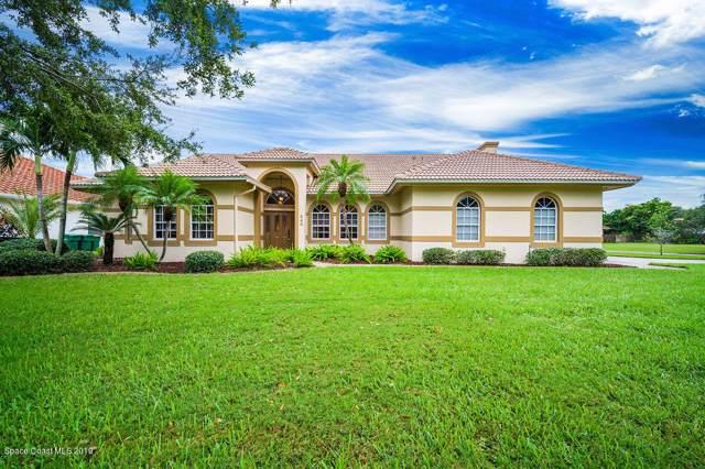 540 Newport Drive, Indialantic, FL 32903 (MLS #861018) :: Premium Properties Real Estate Services