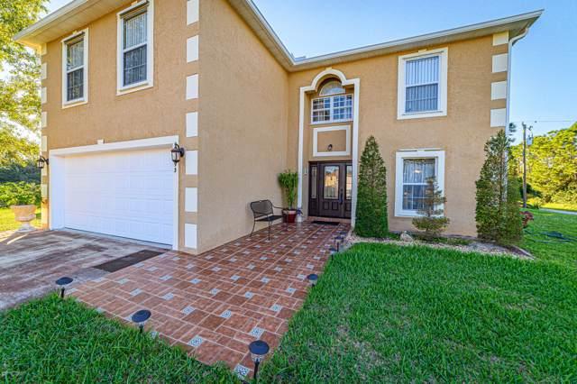 1393 Rabbit Street SE, Palm Bay, FL 32909 (MLS #861111) :: Armel Real Estate