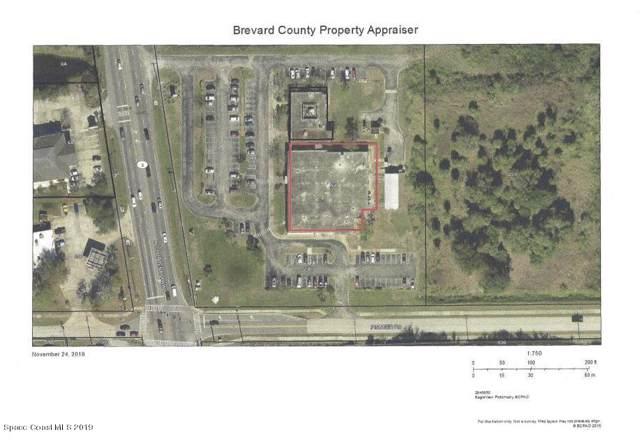 2400 N Courtenay Parkway #1, Merritt Island, FL 32953 (MLS #861302) :: Blue Marlin Real Estate