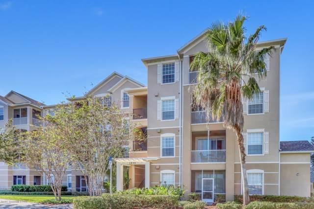 3848 Lexmark Lane #308, Rockledge, FL 32955 (MLS #861813) :: Premium Properties Real Estate Services