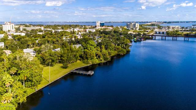 819-823 E Melbourne Avenue, Melbourne, FL 32901 (MLS #861866) :: Blue Marlin Real Estate