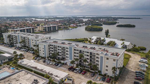 3165 N Atlantic Avenue B203, Cocoa Beach, FL 32931 (MLS #861955) :: Premium Properties Real Estate Services