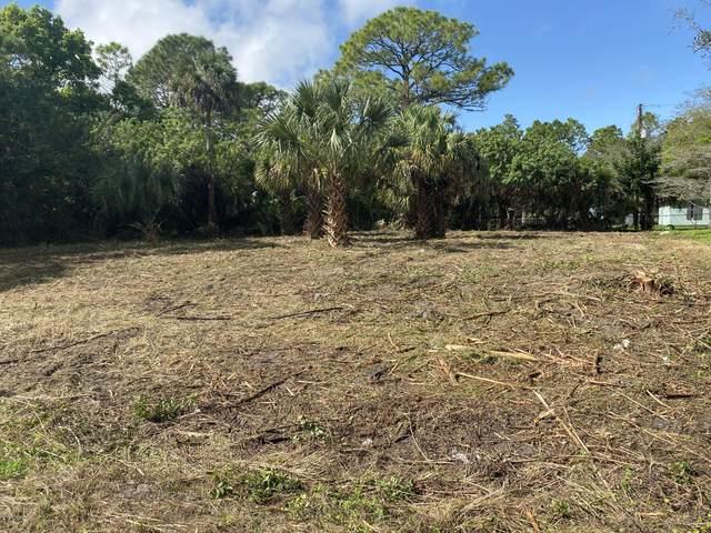 1493 Hayworth Circle NW, Palm Bay, FL 32907 (MLS #862039) :: Blue Marlin Real Estate