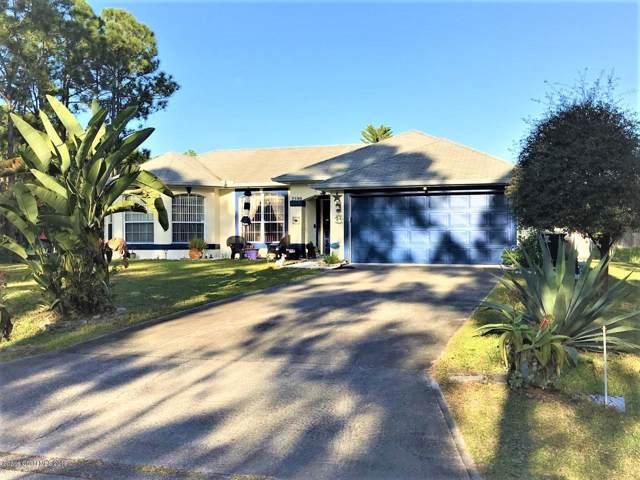 2599 Palomar Avenue SE, Palm Bay, FL 32909 (MLS #862124) :: Armel Real Estate