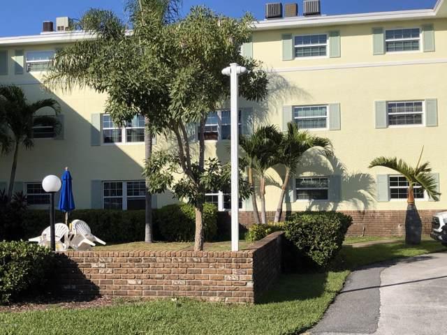 230 Columbia Drive #318, Cape Canaveral, FL 32920 (MLS #862598) :: Premium Properties Real Estate Services