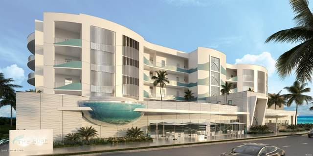 65 N Atlantic Avenue #306, Cocoa Beach, FL 32931 (MLS #863381) :: Premium Properties Real Estate Services