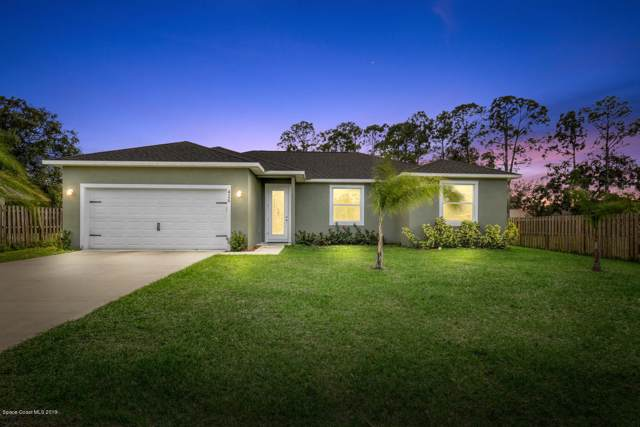426 Albenga Road NW #13, Palm Bay, FL 32907 (MLS #863525) :: Armel Real Estate