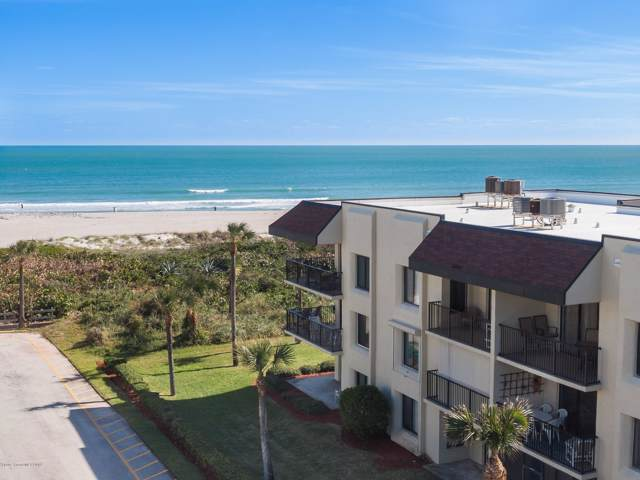 555 Taylor Avenue #555, Cape Canaveral, FL 32920 (MLS #863746) :: Blue Marlin Real Estate