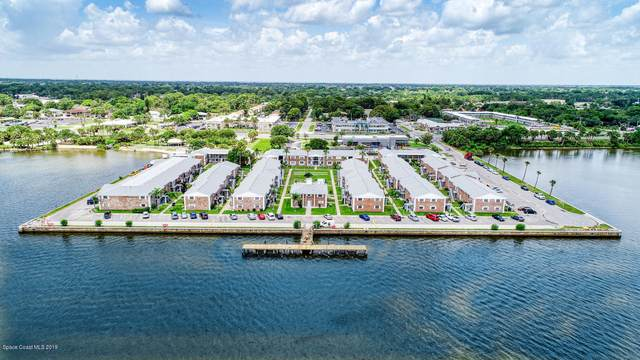 190 E Olmstead Drive E4, Titusville, FL 32780 (MLS #863853) :: Blue Marlin Real Estate
