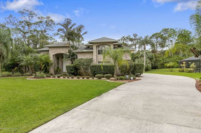 3601 Carriage Gate Drive, Melbourne, FL 32904 (MLS #864131) :: Armel Real Estate