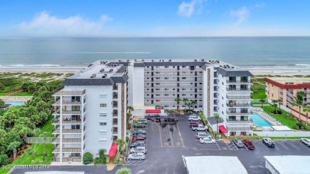650 N Atlantic Avenue #211, Cocoa Beach, FL 32931 (MLS #864534) :: Premium Properties Real Estate Services