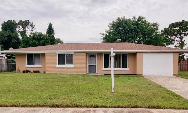 1398 Mariposa Drive NE, Palm Bay, FL 32905 (MLS #864627) :: Blue Marlin Real Estate