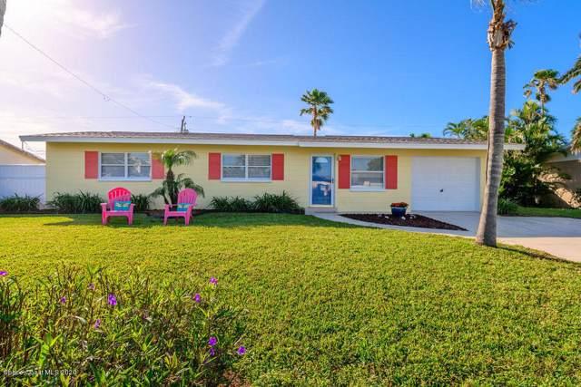 201 Coconut Drive, Indialantic, FL 32903 (MLS #864828) :: Blue Marlin Real Estate