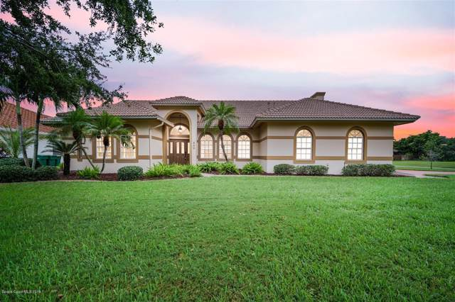 540 Newport Drive, Indialantic, FL 32903 (MLS #864929) :: Blue Marlin Real Estate