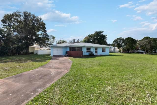 411 Lund Circle, Melbourne, FL 32901 (MLS #864990) :: Premium Properties Real Estate Services