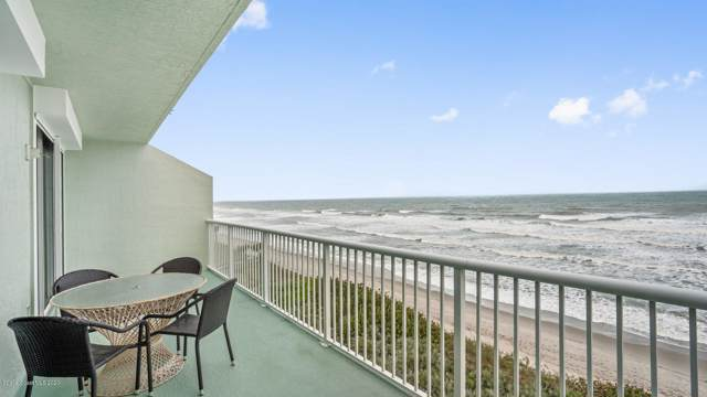 275 Highway A1a #603, Satellite Beach, FL 32937 (MLS #865326) :: Blue Marlin Real Estate