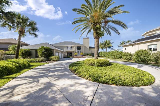 2776 N Riverside Drive, Indialantic, FL 32903 (MLS #865332) :: Blue Marlin Real Estate