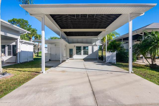 414 Plantation Drive, Titusville, FL 32780 (MLS #865676) :: Armel Real Estate