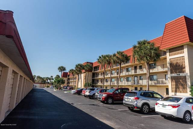 760 S Brevard Avenue #416, Cocoa Beach, FL 32931 (MLS #865863) :: Premium Properties Real Estate Services