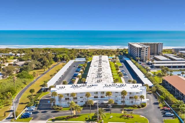 3190 N Atlantic Avenue #321, Cocoa Beach, FL 32931 (MLS #866118) :: Blue Marlin Real Estate
