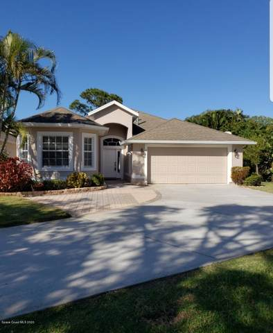 876 Suntree Woods Drive, Melbourne, FL 32940 (MLS #866196) :: Blue Marlin Real Estate