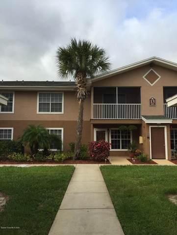 1880 Long Iron Unit #1323 Drive #1323, Rockledge, FL 32955 (MLS #866255) :: Blue Marlin Real Estate