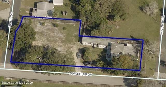 185 Westover Drive, West Melbourne, FL 32904 (MLS #866551) :: Blue Marlin Real Estate
