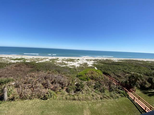 750 N Atlantic Avenue #505, Cocoa Beach, FL 32931 (MLS #866632) :: Premium Properties Real Estate Services