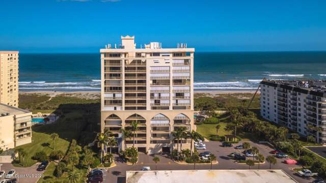750 N Atlantic Avenue #704, Cocoa Beach, FL 32931 (MLS #866794) :: Premium Properties Real Estate Services