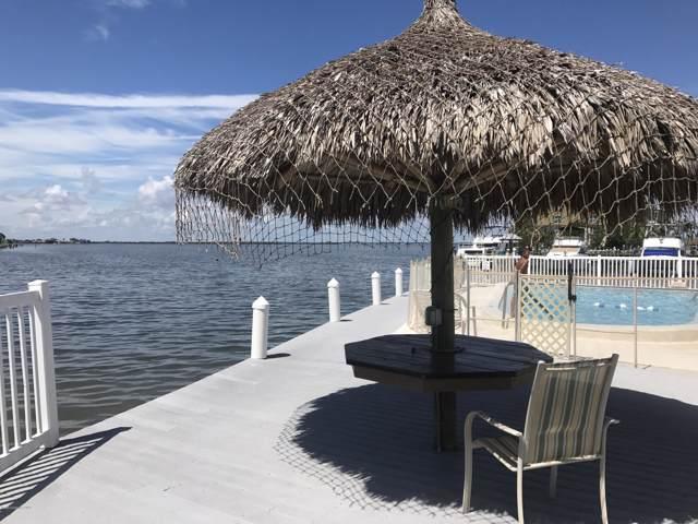 390 W Cocoa Beach Causeway #122, Cocoa Beach, FL 32931 (MLS #866816) :: Premium Properties Real Estate Services