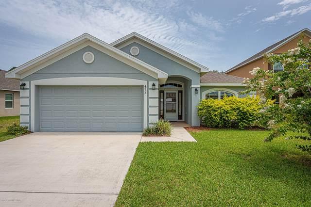 495 Breakaway Trail, Titusville, FL 32780 (MLS #866960) :: Blue Marlin Real Estate