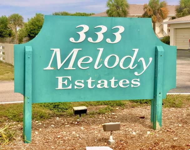 333 South Patrick Drive Drive #31, Satellite Beach, FL 32937 (MLS #867232) :: Premium Properties Real Estate Services