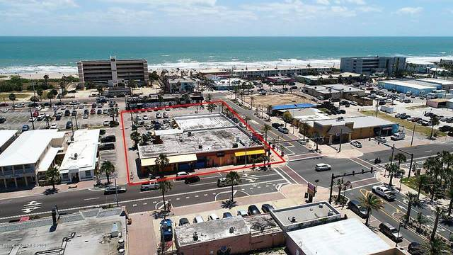 7,15,17,19 N Orlando Avenue, Cocoa Beach, FL 32931 (MLS #867261) :: Engel & Voelkers Melbourne Central