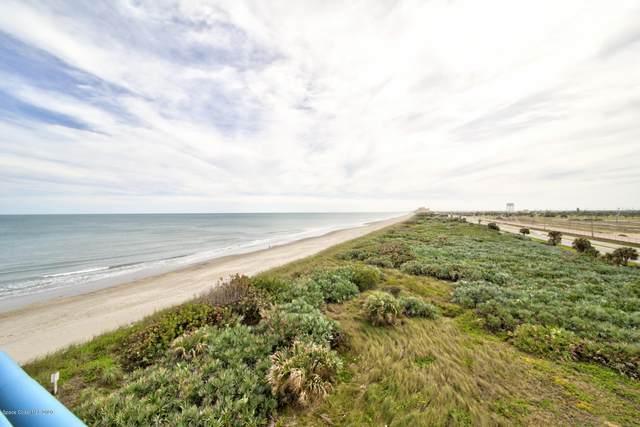 581 Highway A1a #502, Satellite Beach, FL 32937 (MLS #867719) :: Blue Marlin Real Estate
