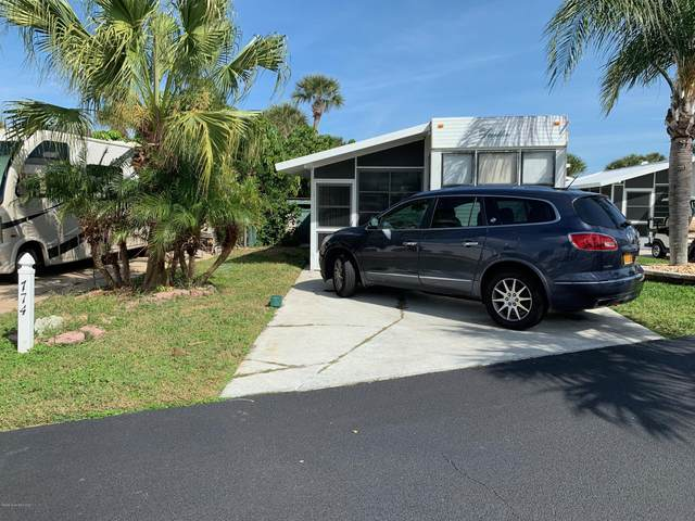 774 Horizon Lane #311, Melbourne Beach, FL 32951 (MLS #867886) :: Premium Properties Real Estate Services