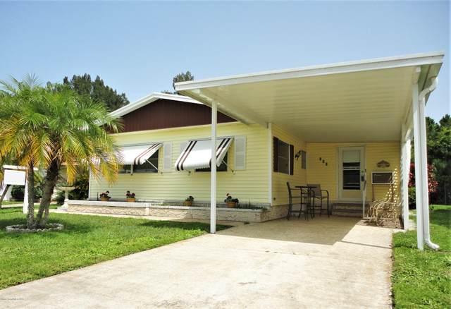 144 Holiday Park Boulevard NE, Palm Bay, FL 32907 (MLS #868025) :: Blue Marlin Real Estate