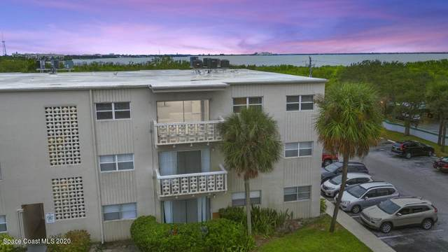 223 Columbia Drive #301, Cape Canaveral, FL 32920 (MLS #868084) :: Premium Properties Real Estate Services