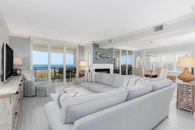 1915 S Atlantic Avenue #202, Cocoa Beach, FL 32931 (MLS #868112) :: Blue Marlin Real Estate