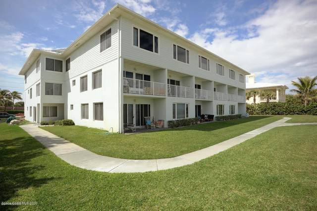 1321 S Miramar Avenue #4, Indialantic, FL 32903 (MLS #868182) :: Blue Marlin Real Estate