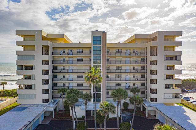 2725 N Highway A1a #602, Indialantic, FL 32903 (MLS #868340) :: Premium Properties Real Estate Services
