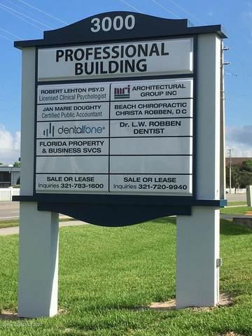 3000 N Atlantic Avenue #108, Cocoa Beach, FL 32931 (MLS #868659) :: Coldwell Banker Realty