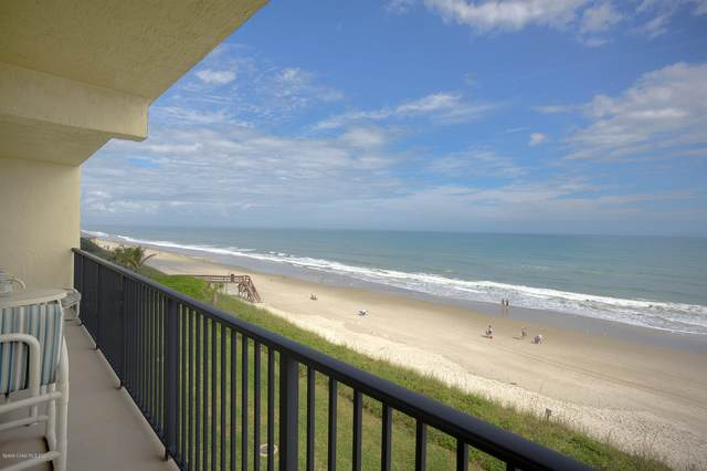 1465 Highway A1a #402, Satellite Beach, FL 32937 (MLS #868726) :: Premium Properties Real Estate Services