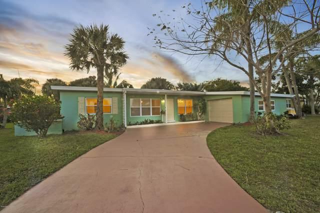 339 Coral Reef Drive, Satellite Beach, FL 32937 (MLS #868762) :: Premium Properties Real Estate Services
