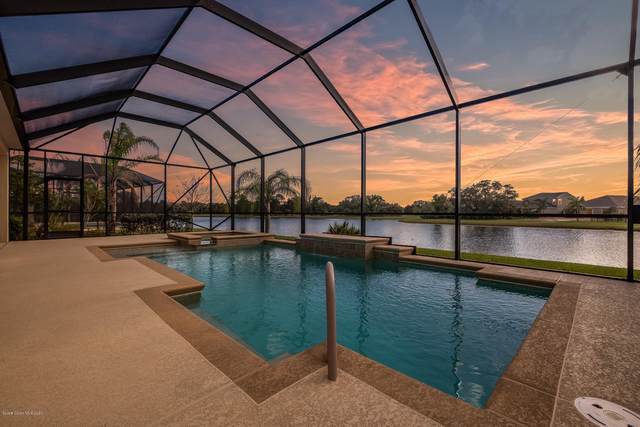 8004 Creshire Court, Melbourne, FL 32940 (MLS #868950) :: Premium Properties Real Estate Services
