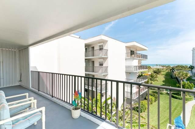 1700 N Atlantic Avenue #241, Cocoa Beach, FL 32931 (MLS #869008) :: Blue Marlin Real Estate